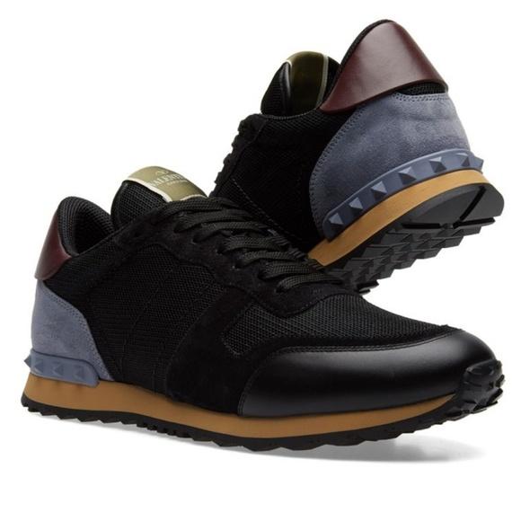 Valentino Rockrunner Mens Sneaker Sz 95